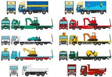TRUCK-COLLECTION LKW 10 ST. (9/19) *