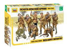 RED ARMY INFANTRY (1940-42)