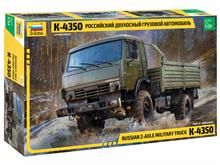 1/35 RUSSIAN 2 AXLE MILITARY TRUCK K-4326 (4/21) *