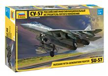 1/48 SUCHOI SU-57 RUSSIAN 5TH GEN. FIGHTER (9/20) *