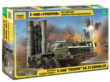 1/72 S-400 TRIUMF AA MISSILE SYSTEM SA-21 GROWLER (4/21) *