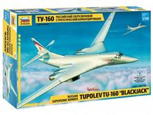 1/144 TUPOLEV TU-160 RUSSIAN  STRATEGIC BOMBER