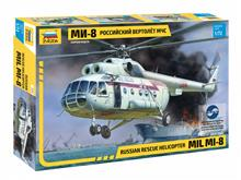 1/72 MIL MI-8 RESCUE HELICOPTER