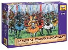 1/72 SAMURAI WARRIORS-CAVALRY